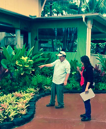 No Ka Oi keeps an eye on landscape pests that are a problem on neighboring islands, such as Oahu