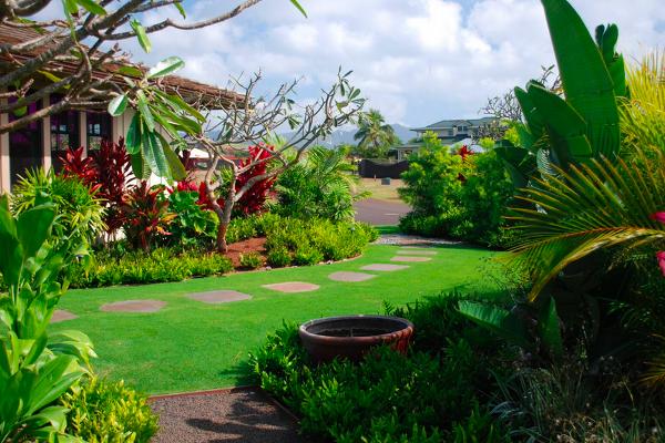 Landscaping for Kukuiula Kauai